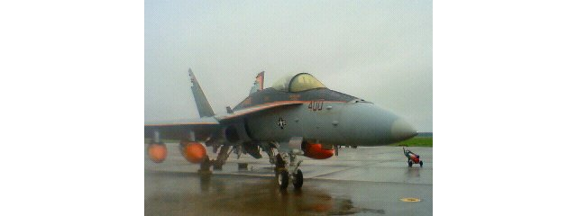 F/A-18(VFA-94 CAG) Photo by Mr.F
